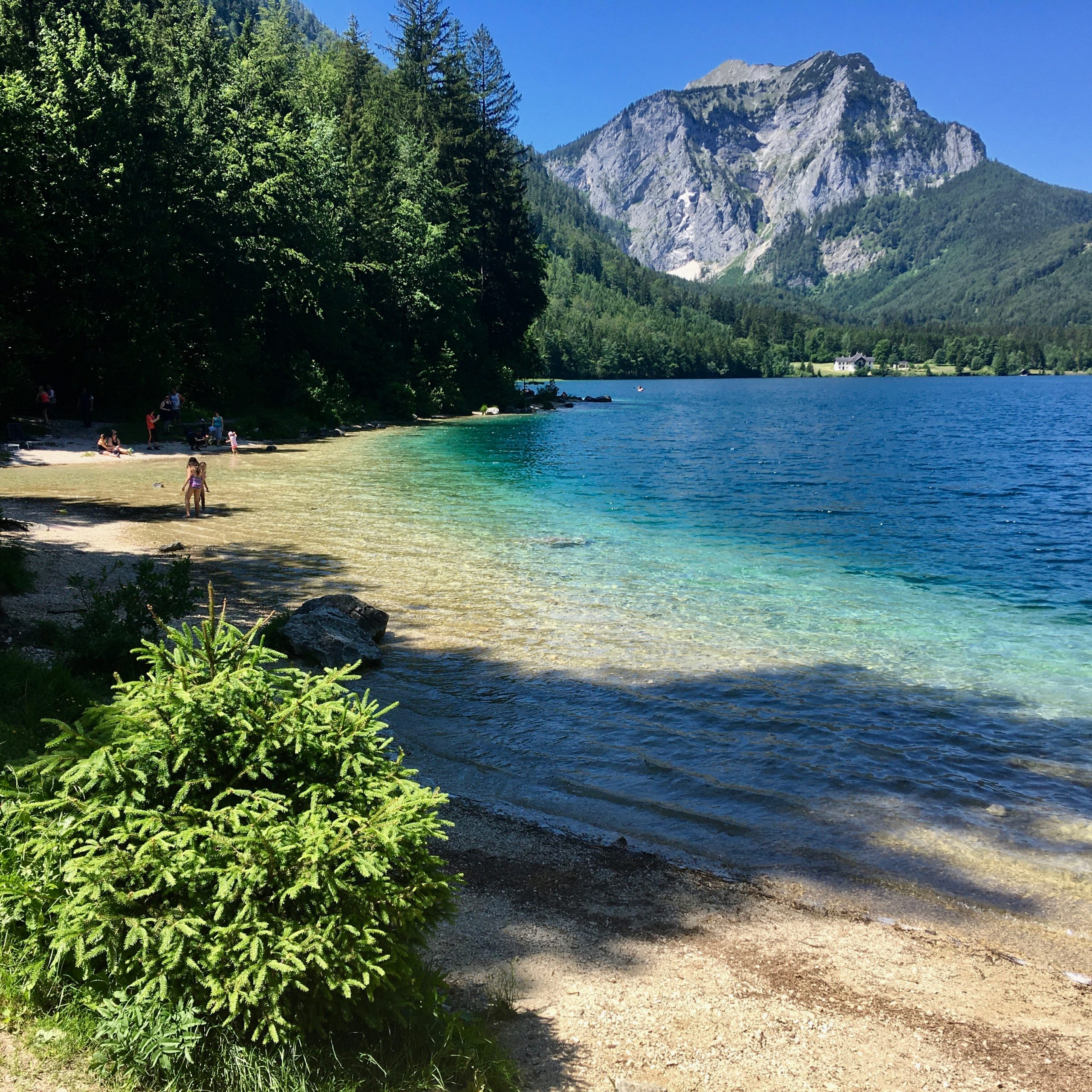 Langbathseen, Rakouská jezera