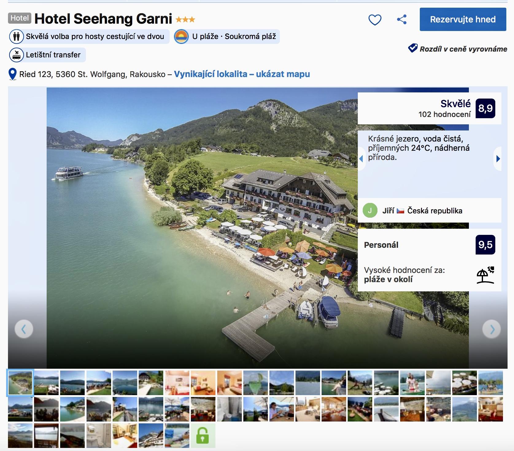 Hotel Seehang Garni