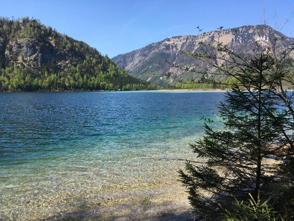 Offensee, Rakouská jezera