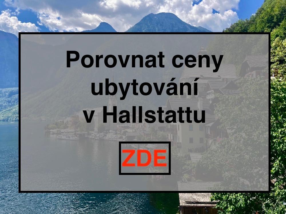 Ubytování v Hallstattu