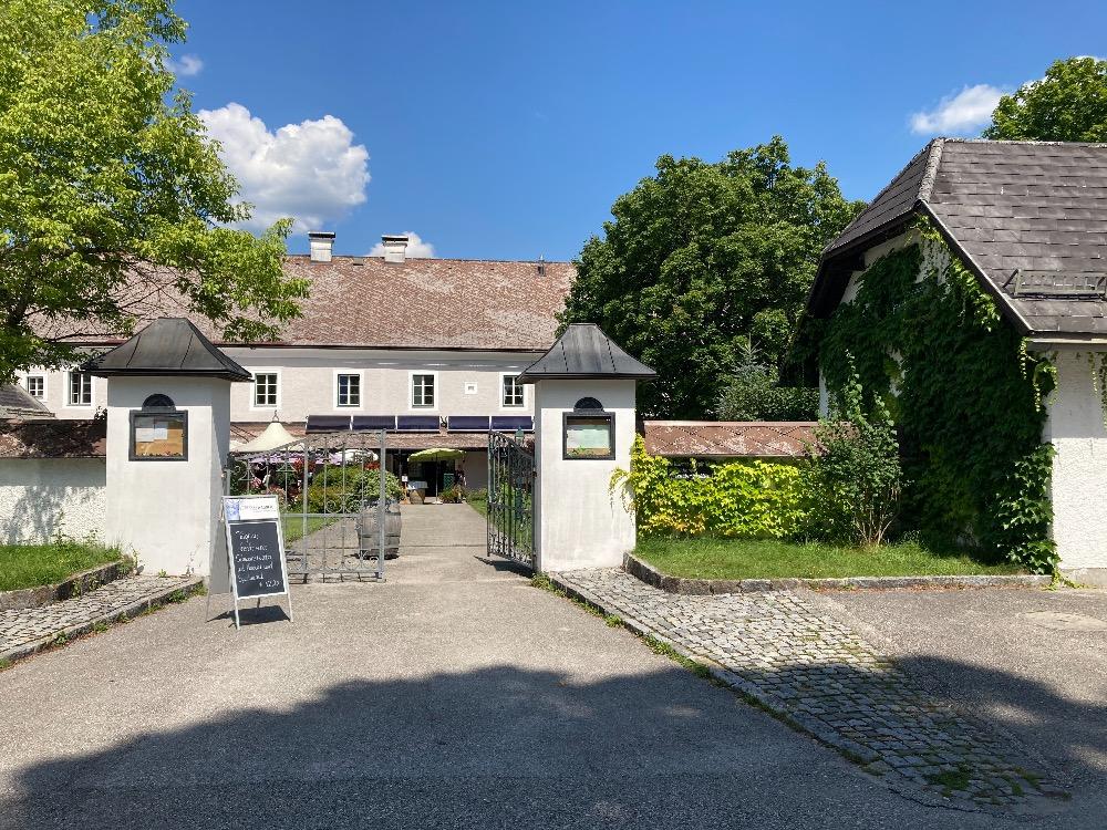 Gasthof Seehaus, ubytování u Almsee