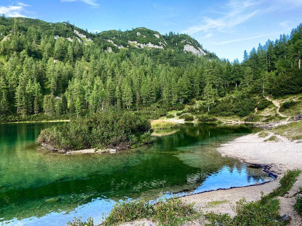 6 jezer na Tauplitzalm: Steirersee