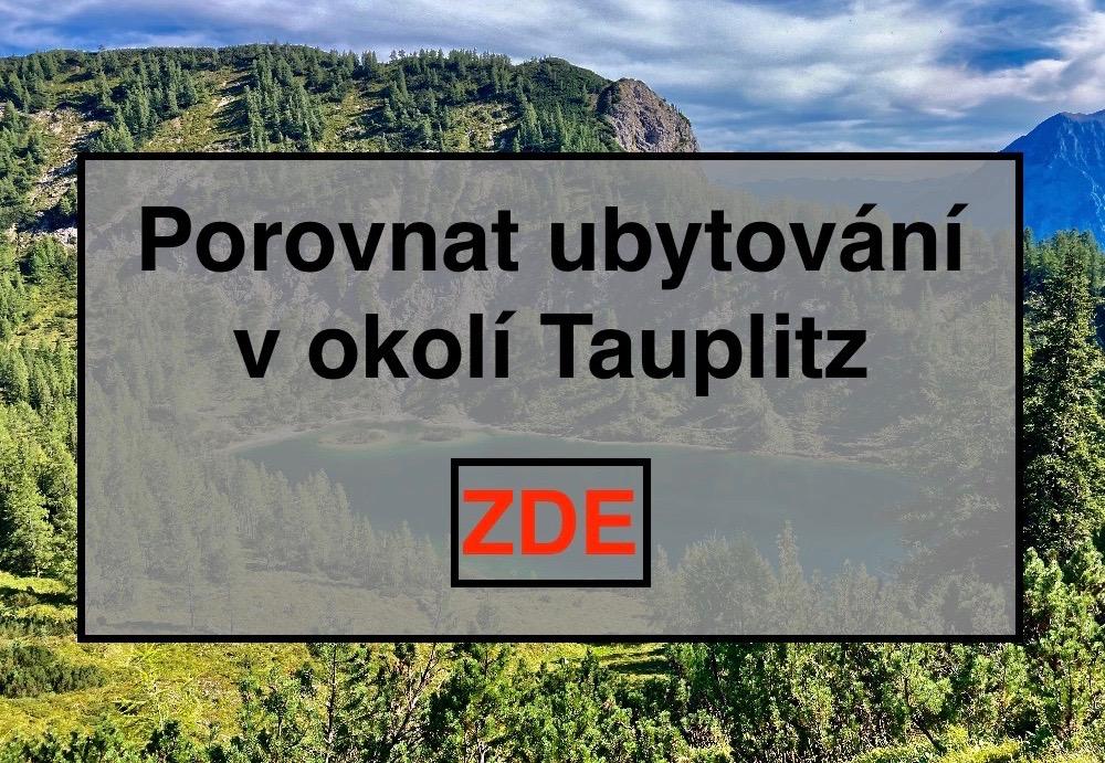 Tauplitz ubytování