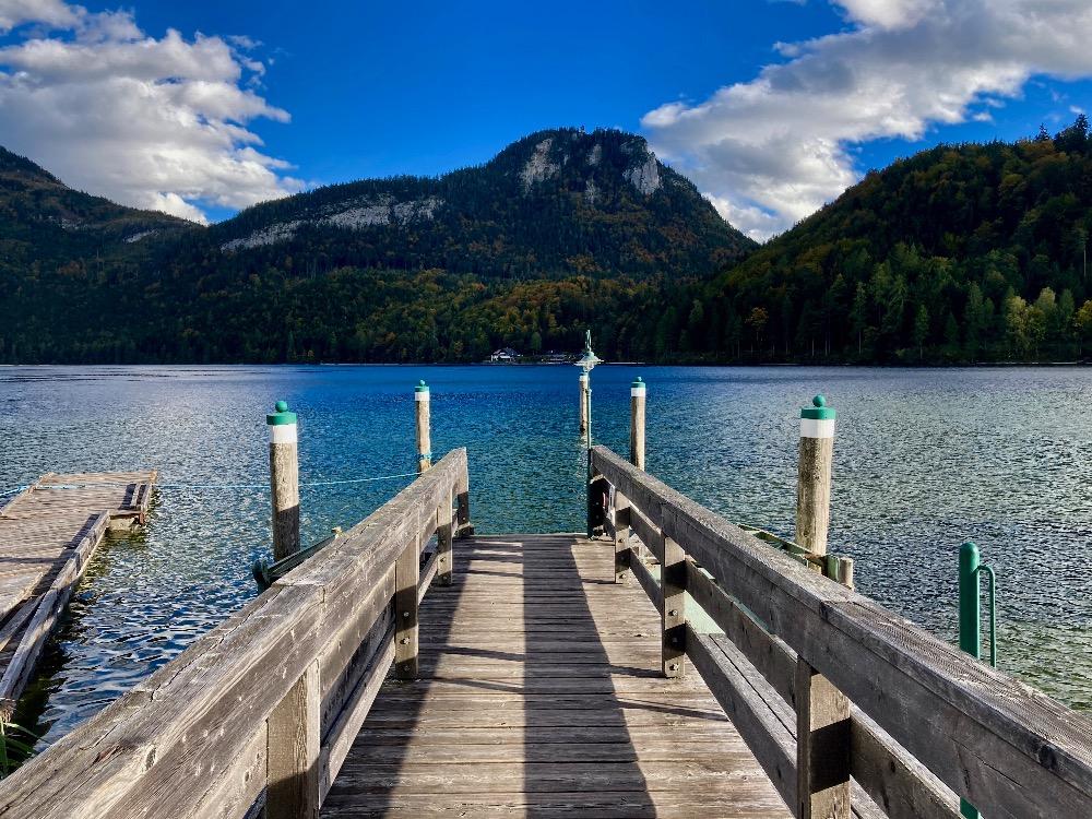 Altaussee jezero, rakouská jezera