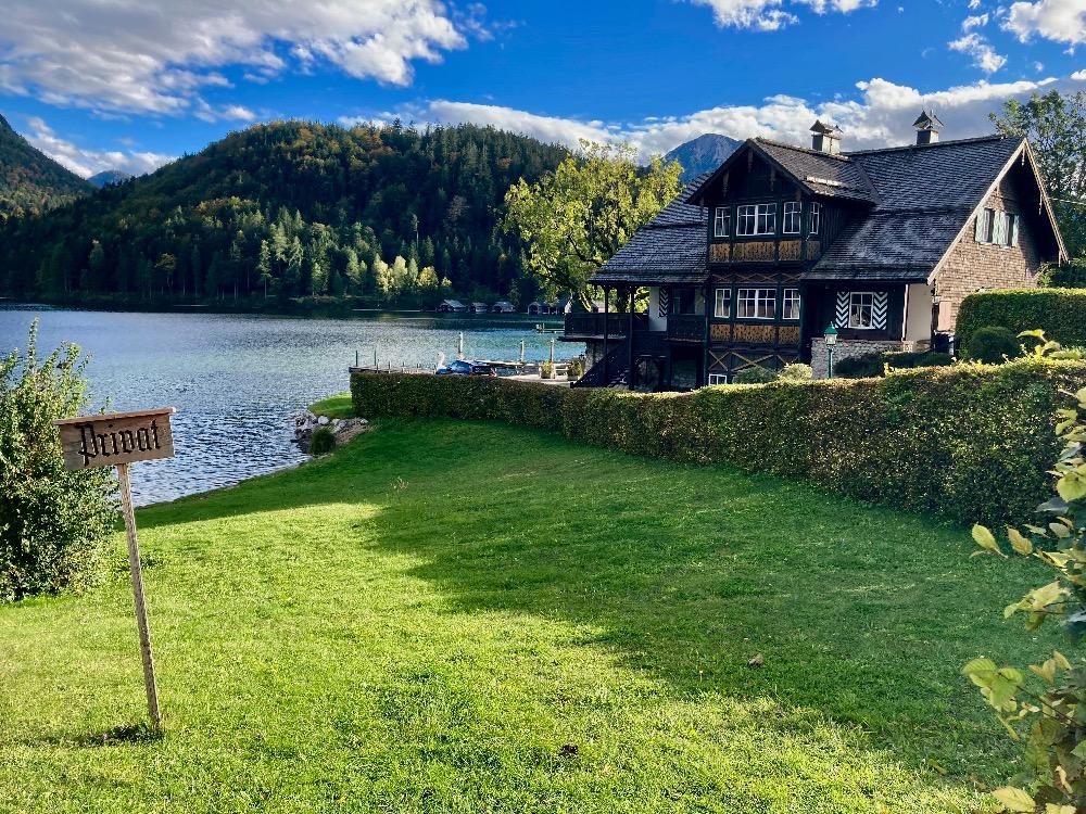 Altausseer See, rakouská jezera