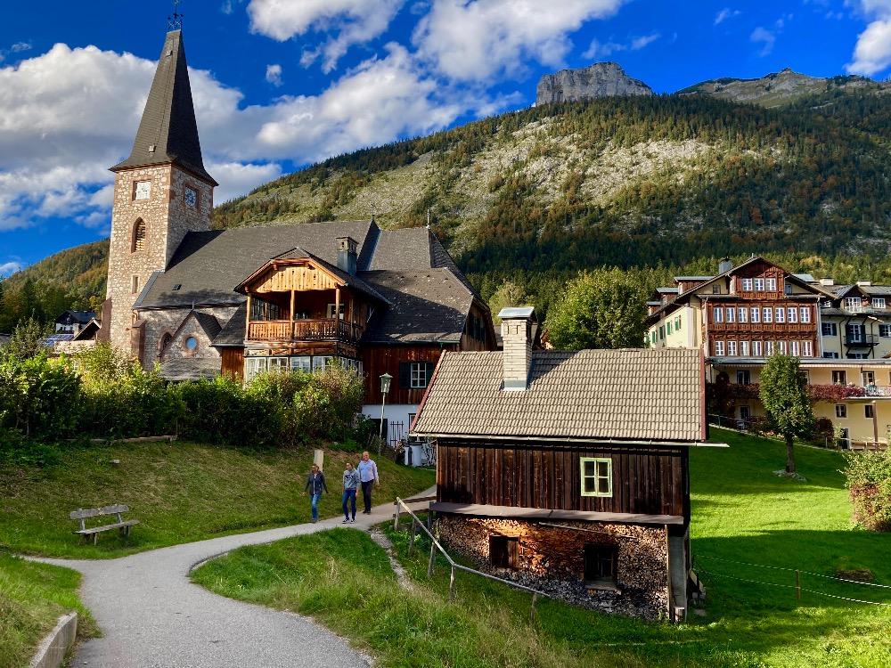 Altaussee, rakouská jezera