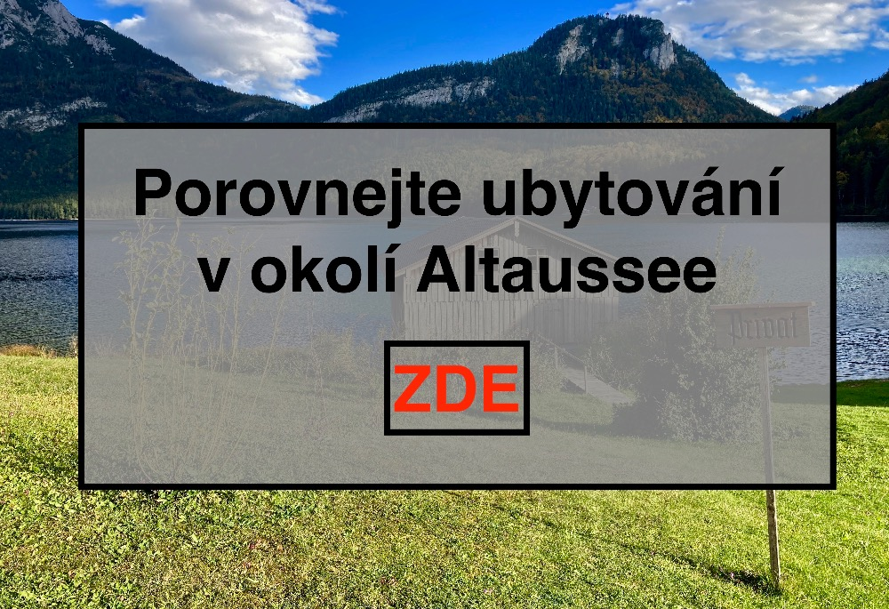 Ubytování v Altaussee